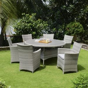 Aruba 6 Seat Dining Set
