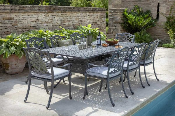 Capri 8 Seater Dining Set