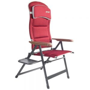 Quest Leisure Bordeaux Pro easy chair with side table