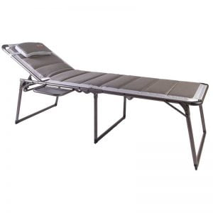 Quest Leisure Naples Pro lounge bed with side table