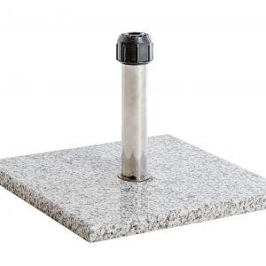 granite parasol base 30 kg