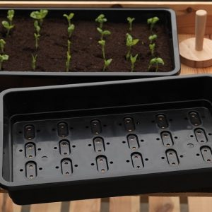 Seed Trays and Grow Pots