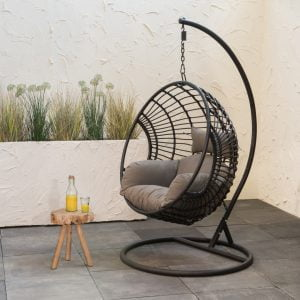 Egg Chairs and Benches